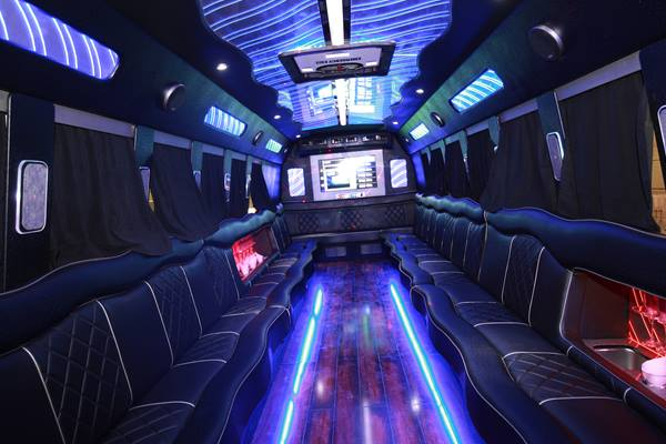 Party Bus Panama City Florida