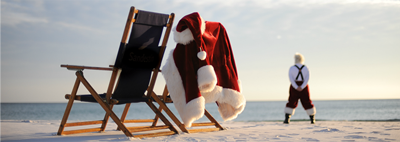 Christmas Dinner Limousine Service in Destin!