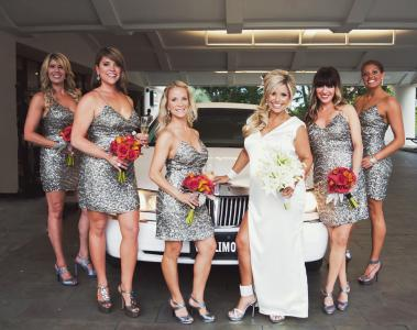 Hitchin' a Ride! Emerald Coast Wedding Transportation Tips