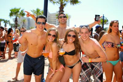 Destin Spring Break Limo & Shuttle Service