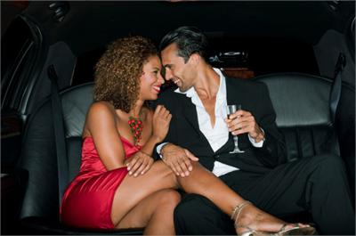 A Sweet Deal ~ Destin Valentine's Day Limo!
