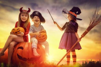 Destin, Florida Activities for Halloween 2018