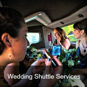 Wedding Shuttle Services